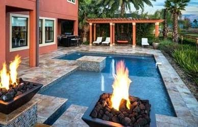 Make Your Own Beautiful DIY Fire Bowl